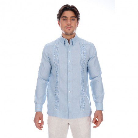 Rockabilly Guayabera