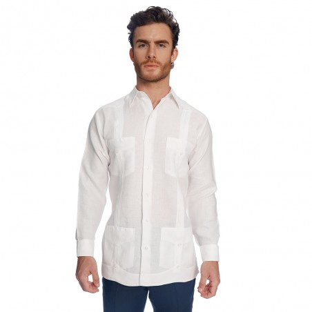 TRADITIONAL GUAYABERA