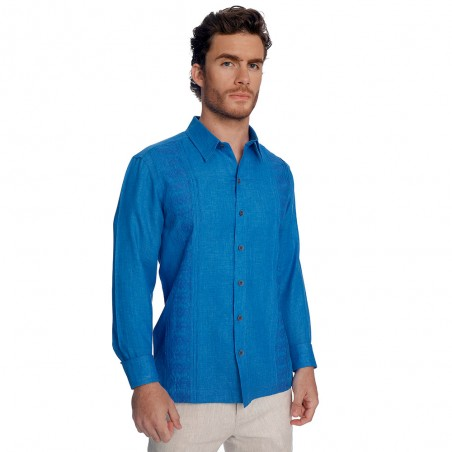 Guayabera Thair plus size...