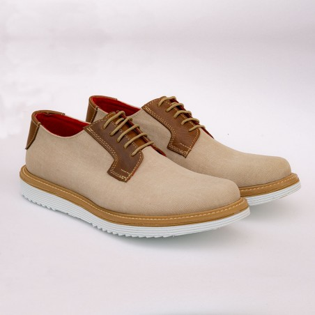 Casual shoes cream