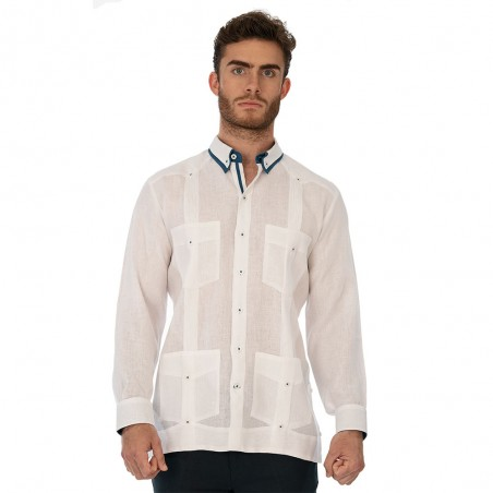 Luxury DC Guayabera