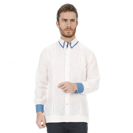 Guayabera Leuril shirt,...