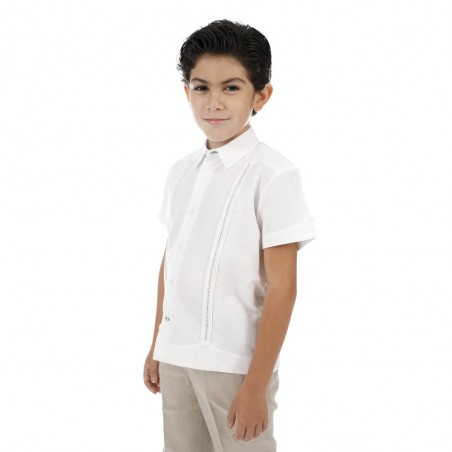 Guayabera Laurill Kids