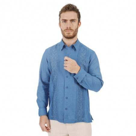 Guayabera Asher Plus size...