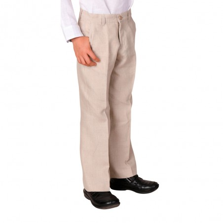 Pants for Boy, linen, with...